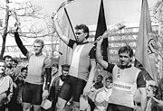 Bundesarchiv Bild 183-1988-0422-030, Maik Landemann, Olaf Ludwig, Jan Radtke