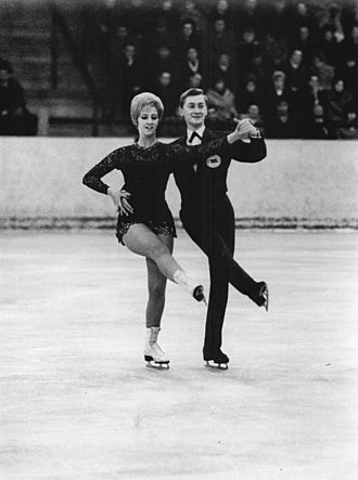 Diane Towler - Towler and Ford in 1966