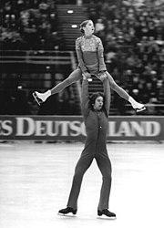 Bundesarchiv Bild 183-L1119-0013, Eiskunstläufer, Paarlauf