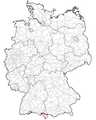Bundesstraße 308 Verlauf.png
