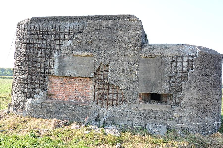Bunker, Hoek Ter Hulst, Oosterzele
