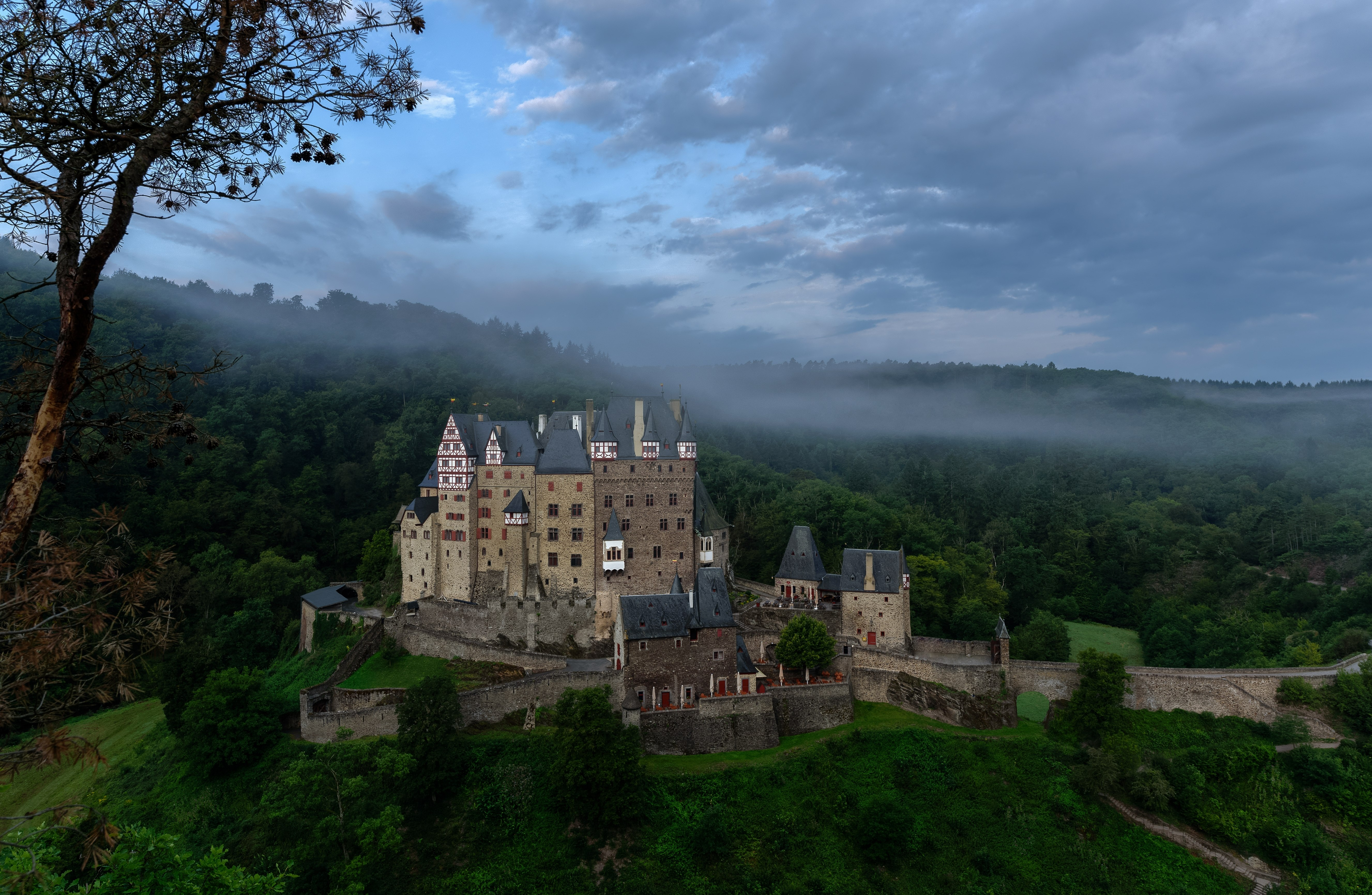 Eltz Castle Map Rhineland Palatinate Germany Mapcarta