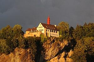 County of Bregenz - Hohenbregenz Castle
