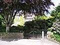 Burnside House Gates, Low Bradfield - geograph.org.uk - 1634670.jpg