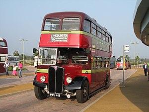 AEC Regent III - City of Oxford Motor Services Regent III