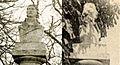 Buste de Desaix couronnant la fontaine Desaix (Attiret) de Riom.jpg