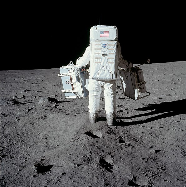 File:Buzz Aldrin carries the EASEP.jpg