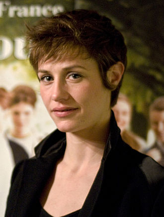 Cécile de France - Cécile de France in April 2009.