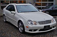 Mercedes Benz C Class W203 Wikipedia