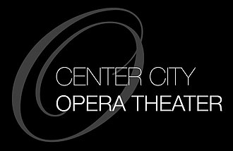Center City Opera Theater - Image: CCO Tlogo