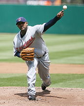 bb318ff52 CC Sabathia – who won the 2007 A.L. Cy Young Award with the Indians
