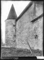 CH-NB - Avenches, Château, Tour, vue partielle - Collection Max van Berchem - EAD-7172.tif