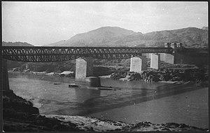 Attock Bridge - Attock Bridge 1939/40