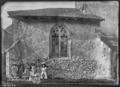CH-NB - Bursins, Église, vue partielle extérieure - Collection Max van Berchem - EAD-7199.tif