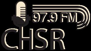 CHSR-FM - Image: CHS Rfm logo color