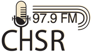 CHSR-FM Radio station in Fredericton, New Brunswick