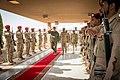 CNO Adm. Greenert is welcomed at King Abdulaziz Naval Base. (8470061121).jpg