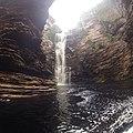 Cachoeira do Buracão vista de baixo, Parque Nacional da Chapada Diamantina.jpg