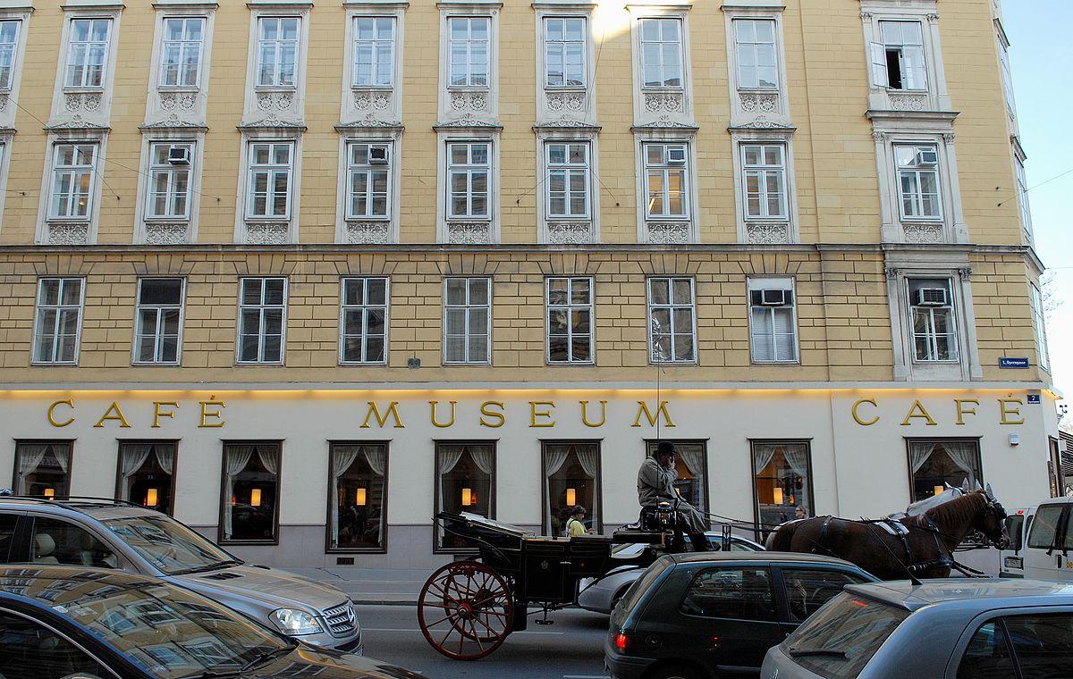 Cafe Museum Wien Loos