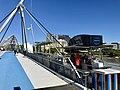 Cafe on the Goodwill Bridge, Brisbane 02.jpg