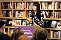 Caitlin Doughty University Bookstore 2014-09-18 2.JPG