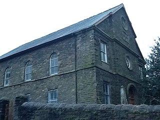 Calfaria, Aberdare Church in Wales