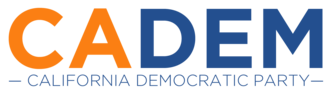 California Democratic Party - Image: California Democratic Party logo