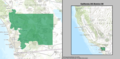 California US Congressional District 50 (since 2013).tif