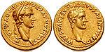 Caligula&Germanicus Aureus.jpg