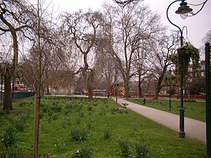 Camberwell Green - Camberwell Green in February