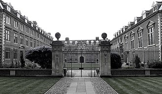 St Catharine's College, Cambridge - Image: Cambridge St Catherine's College