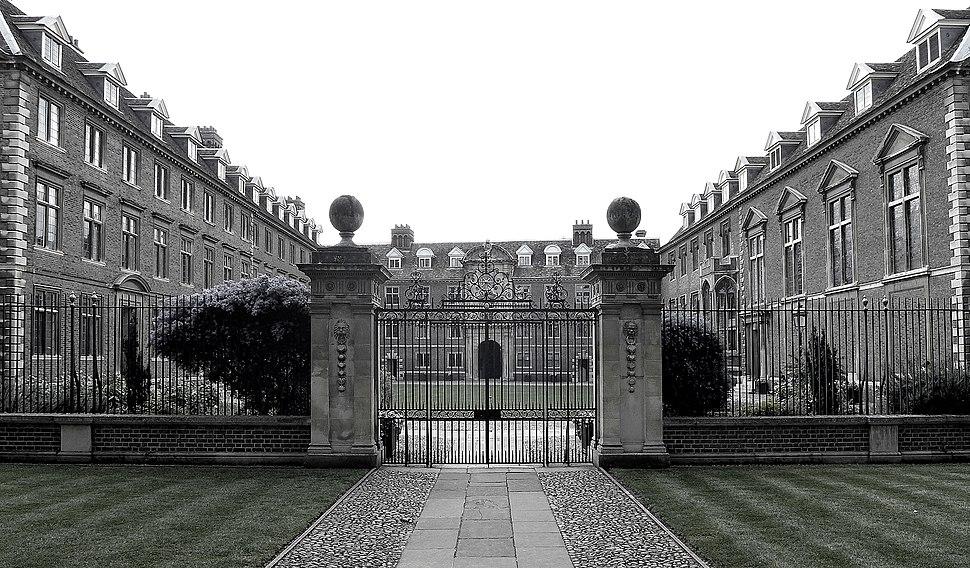 Cambridge - St Catherine's College