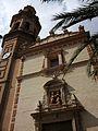 Campanar i façana de l'església de sant Valeri de Russafa.JPG