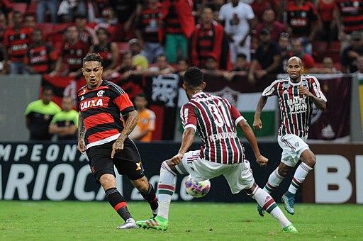 Campeonato Carioca - Flamengo - Guerrero
