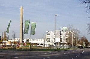 Campina GmbH - Campina headquarters in Heilbronn