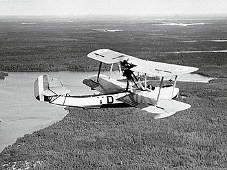 Canadian Vickers Vedette - Image: Canadian Vickers Vedette 3 Ex CC