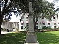 Capt John Parkhill monument in front of Florida's Historic Capitol.JPG