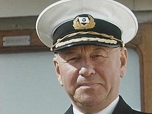 John Nordlander - Image: Captain John Nordlander onboard MS Kungsholm (1954)