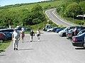 Car park for Freshwater East Beach - geograph.org.uk - 484656.jpg