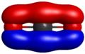 Carbon dioxide molecular orbital.png