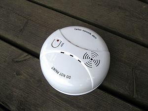Carbon monoxide detector - Carbon monoxide alarm
