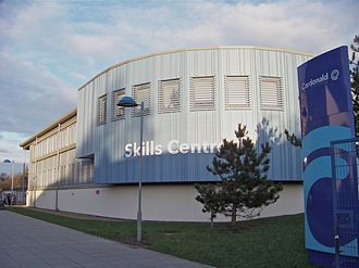 Cardonald College - Cardonald College Skills Centre