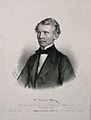 Carl von Thann. Lithograph by A. Dauthage, 1860. Wellcome V0005774.jpg
