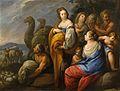 Carlo Francesco Nuvolone Rahel verbirgt die Götzenbilder.jpg