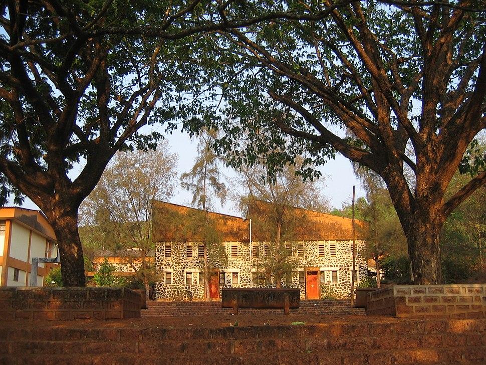 Carmel%27s College for Women, Nuvem, Goa, India
