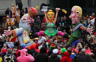 carnaval kleidung