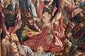 Carpaccio, storie di s.orsola 08, Martirio dei pellegrini e funerali di sant'Orsola, 1493, 04.JPG