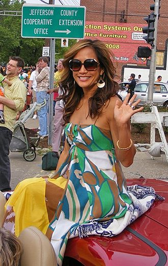Carrie Ann Inaba - Carrie Ann Inaba at the 2008 Kentucky Derby Festival
