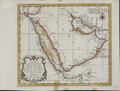 Carte de la Coste d'Arabie, Mer Rouge, et Golfe de Perse.png