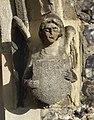 Carved angel on St Nicholas Church, Chislehurst.JPG